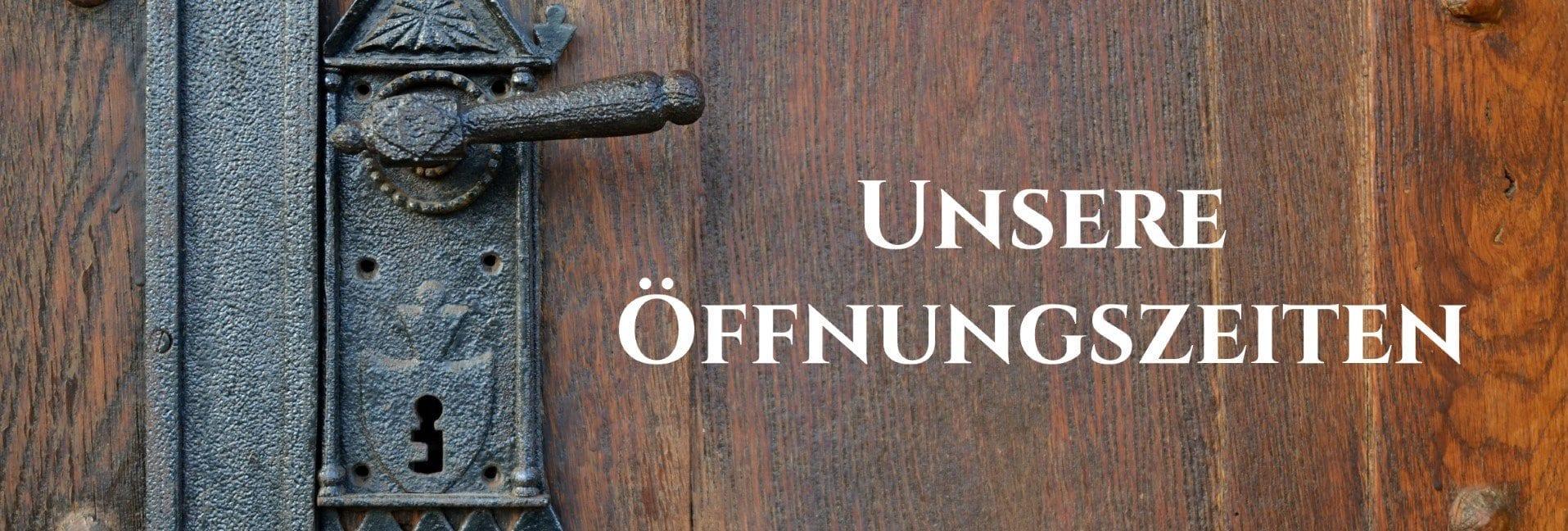 Unsere aktuellen Öffnungszeiten im Hotel- und Restaurant Stegerbräu in Radstadt