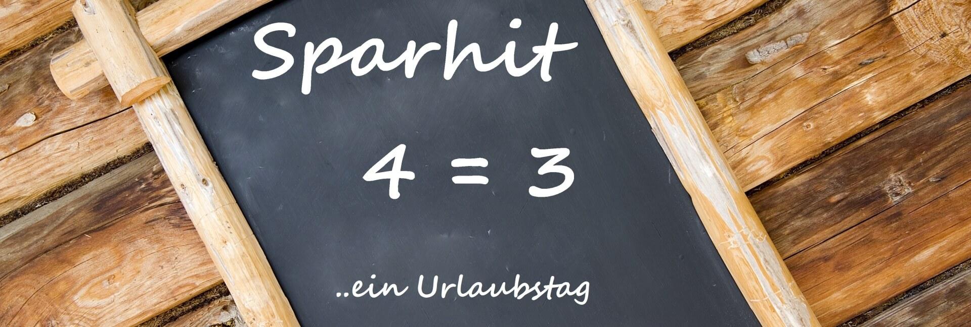 4 =3 Pauschale im Hotel Stegerbräu