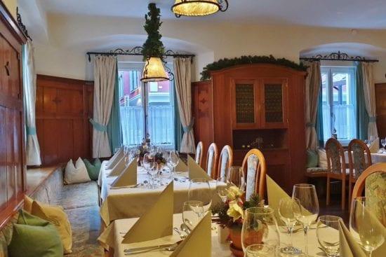Das Habersatt-Stüberl ist Teil des Panorama-Restaurants