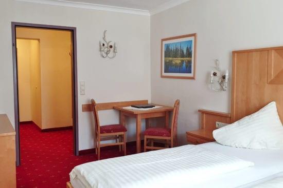 Hotel Stegerbräu Classic Doppelzimmer