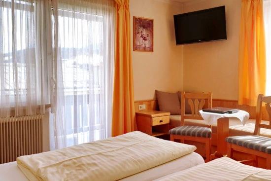 Hotel Stegerbräu Classic Dreibettzimmer