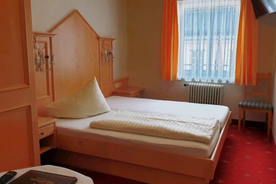 Hotel Stegerbräu Classic-Einbettzimmer