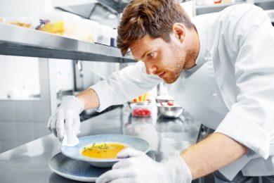 Werde Teil des Küchenteams im Stegerbräu