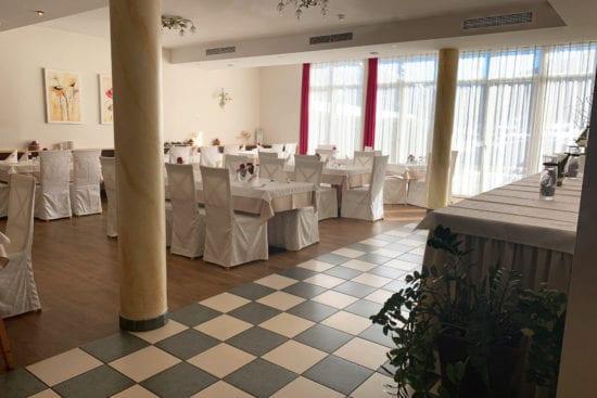 Panorama-Restaurant im 3 Sterne Hotel Stegerbräu, Radstadt