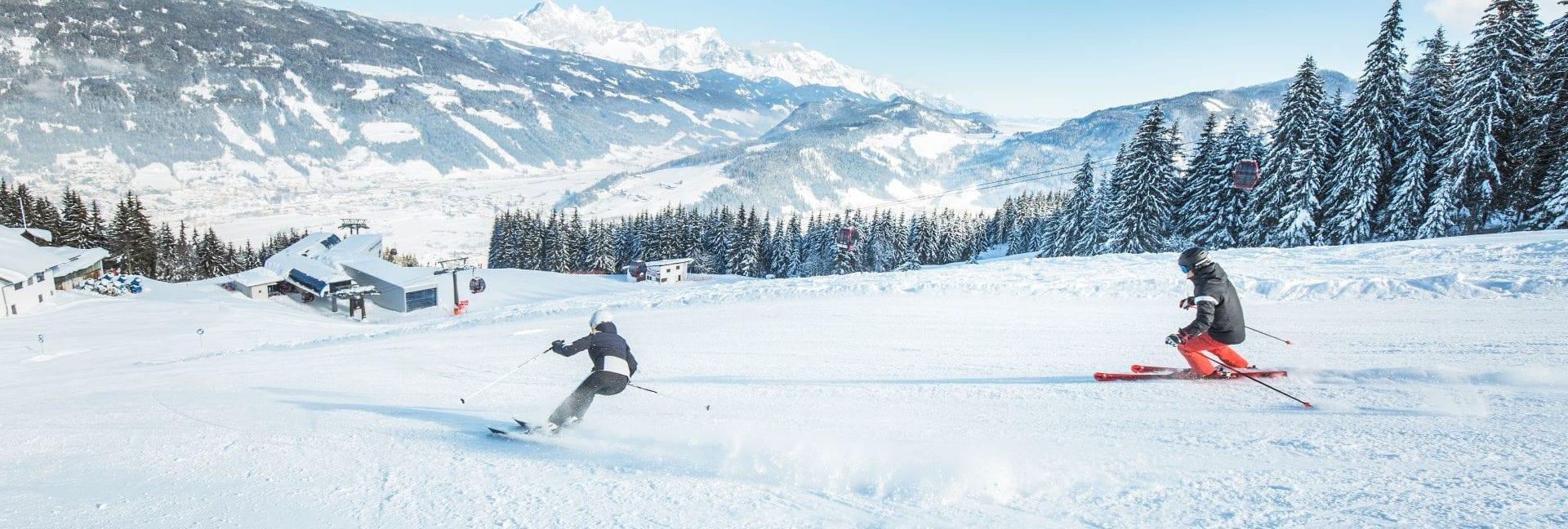 Mit den Start & Finale Skipauschalen von Ski Amadé von tollen Aktions-Angeboten im Hotel Stegerbräu profitieren