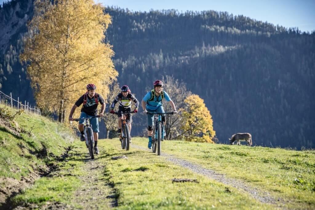 Der Stoneman Taurista führt Mountainbiker zu den schönsten Bergregionen im Salzburger Land