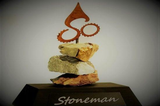 Stoneman Trophy Complete mit erweiterbaren Steinen