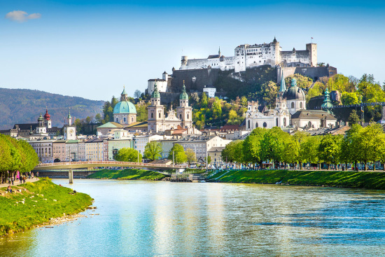 Gasthof Stegerbräu - Ausflugsziele - Salzburger Land - Altstadt Salzburg