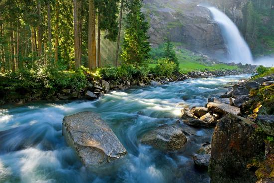 Restaurant - Hotel - Radstadt - Ausflugsziele - Salzburger Land - Krimmler Wasserfälle