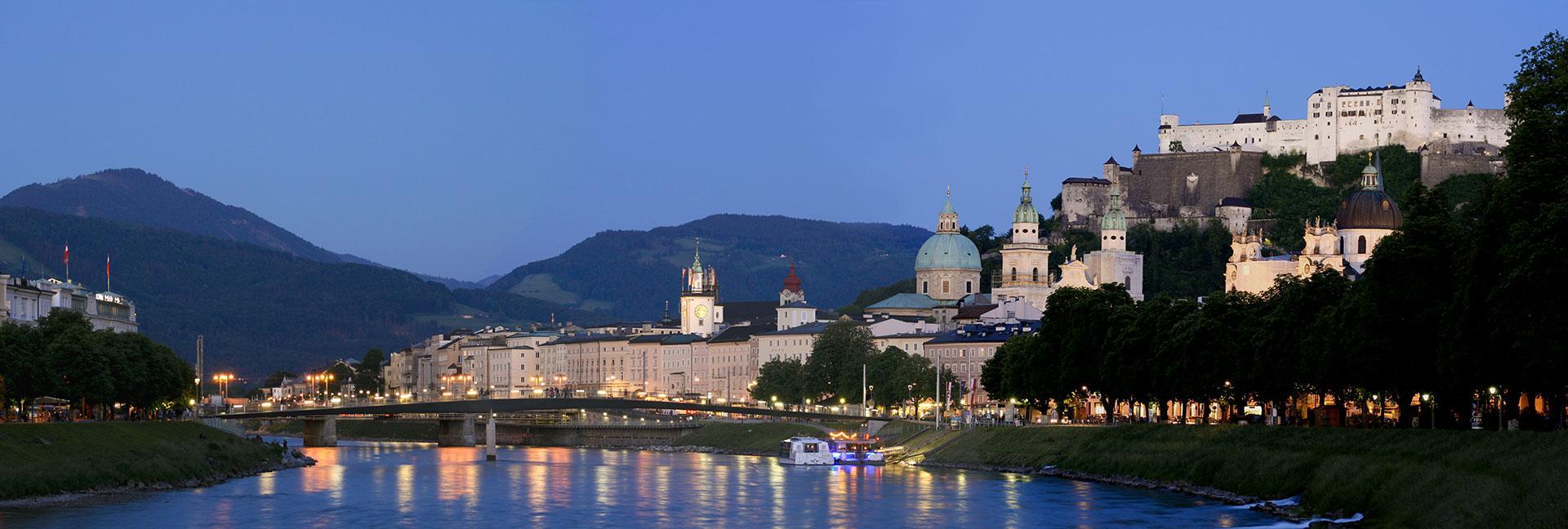 Ausflugsziele im Salzburger Land & in der Stadt Salzburg