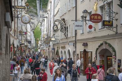 Busreisen & Gruppenreisen im 3 Sterne Hotel Stegerbräu in Radstadt, Salzburger Land