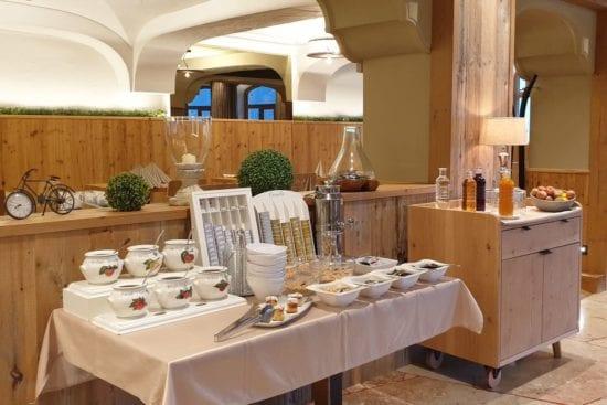 Frühstücken in Radstadt - das können Sie im Hotel Stegerbräu auch als Nicht-Hausgäste.