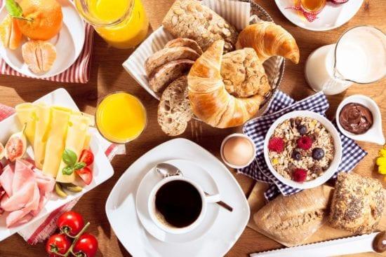 Vorschau auf Frühstücken im neu gestalteten Frühstücks-Panorama-Restaurant Stegerbräu, Radstadt