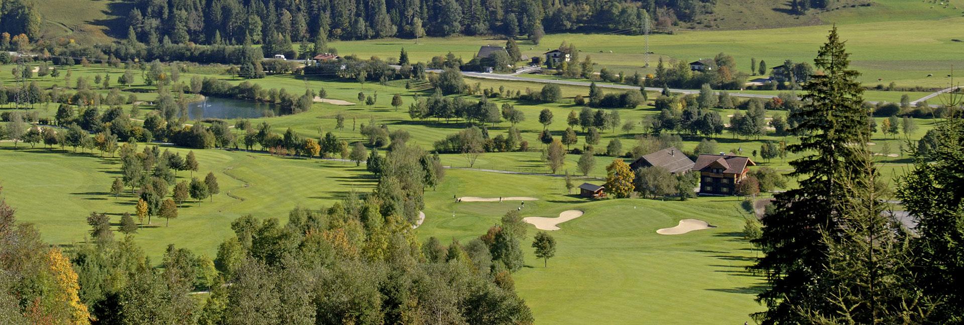Golfplatz Radstadt im Salzburger Land