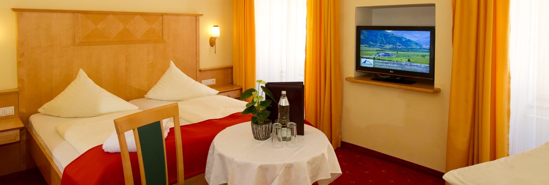 Hotel Zimmer in Radstadt - Stegerbräu