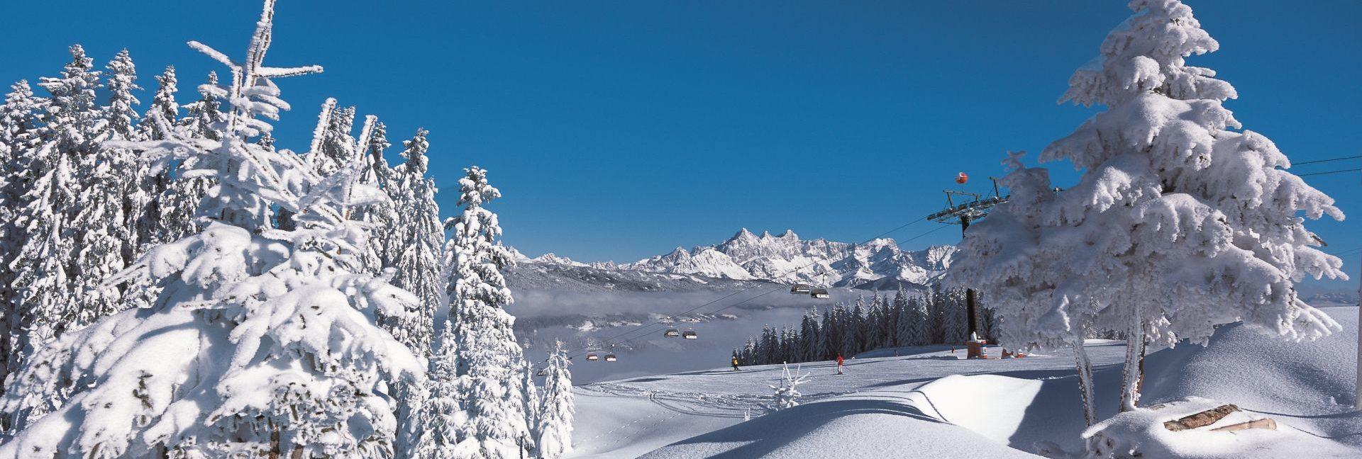 Der Stegerbräu bietet für den Winterurlaub in Radstadt zu gewissen Terminen tolle Winterpauschalen