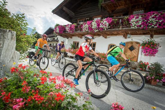 Radfahren & Mountainbiken, Salzburger Land