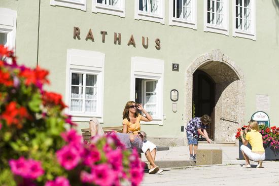 Historische Stadt Radstadt im Salzburger Land