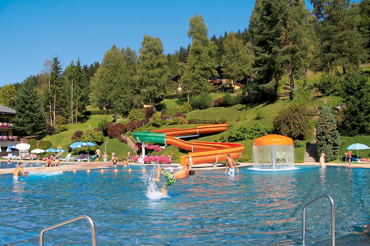 Restaurant Hotel Stegerbräu - Radstadt - Salzburger Land - Ausflugsziele - Schwimmbad