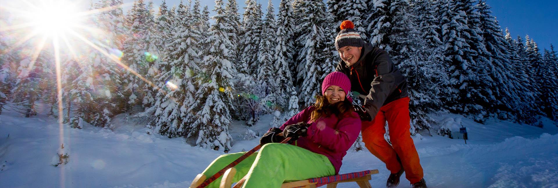 Winter Urlaub in Radstadt - Hotel Stegerbräu