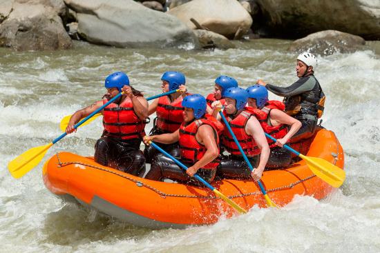 Rafting, Abenteuersport in Radstadt, Salzburger Land