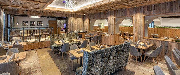 Der Bräusaal im neuen Glanz - Ihr Restaurant in Radstadt, im Gasthof Stegerbräu noch gemütlicher