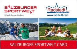 Vorteile mit der Salzburger Sportwelt Card