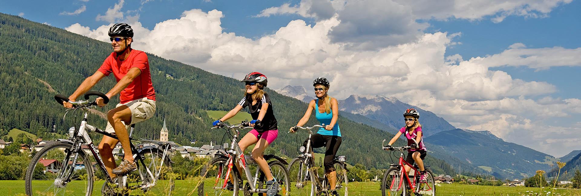 Radfahren & Mountainbiken, Radstadt, Salzburger Land