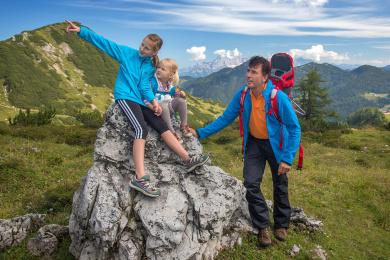 Wandern in Radstadt im Pongau - Salzburger Land