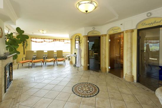 3 Sterne Hotel Stegerbräu - Panorama-Wellness-Bereich