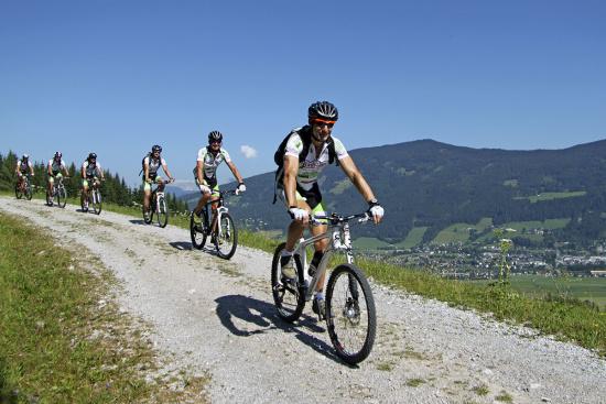 Sommer-Inklusivleistungen Bike-Touren