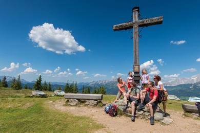 Wanderurlaub in Radstadt, Salzburger Land