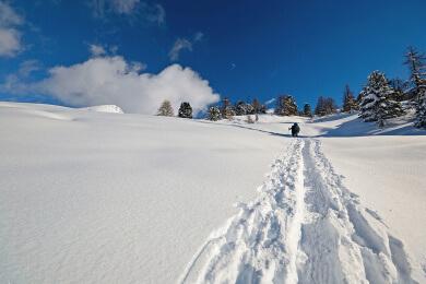 Winterurlaub in Radstadt - Skitouren