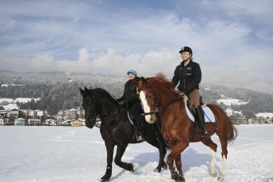 Winterurlaub in Radstadt - Winterreiten