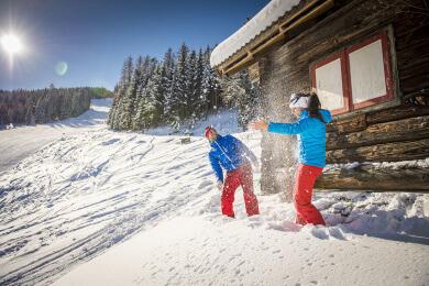 Winterurlaub in Radstadt - Schneeschuhwandern
