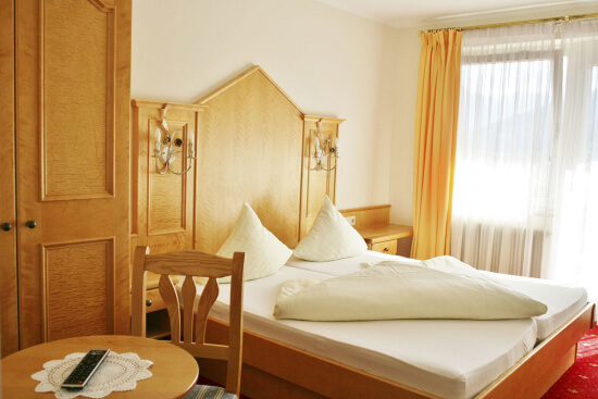 Zimmer im Hotel Stegerbräu in Radstadt, Salzburger Land